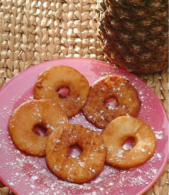Gogosele de ananas