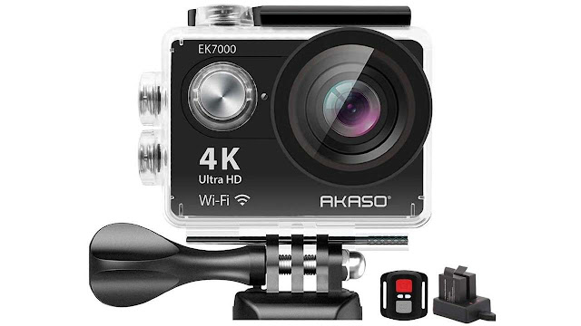 AKASO EK7000 4K WiFi Ultra HD Waterproof Camera