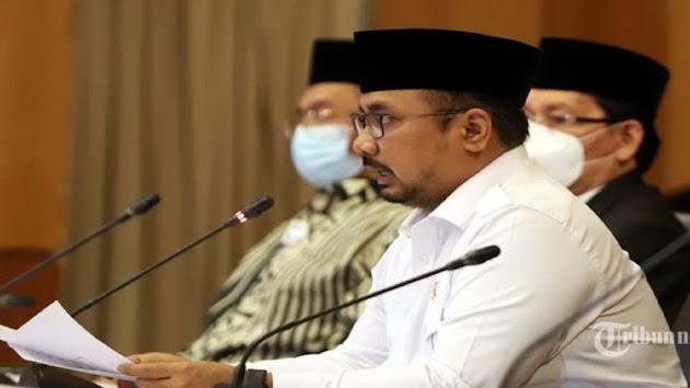Idul Adha 2021 Jatuh di Masa PPKM Darurat, Menteri Agama Menegaskan Tidak Ada Salat Idul Adha di Masjid atau Lapangan