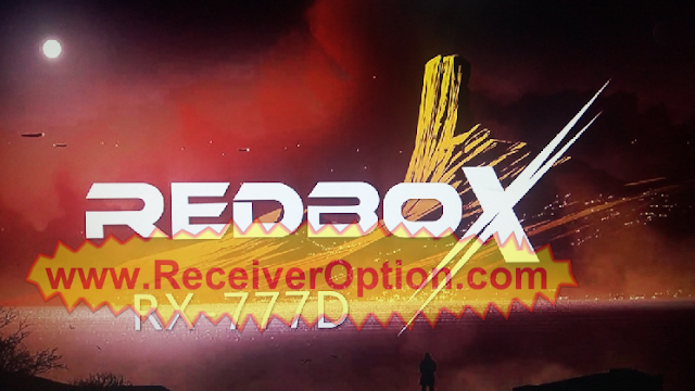 REDBOX RX-777D 1506TV HD RECEIVER NEW SOFTWARE