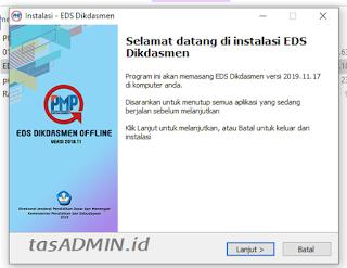 instal EDS pmp offline