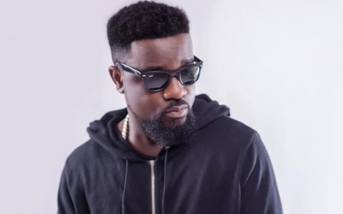 Sarkodie Hits The Streets With Hundreds Of Fans For The Health Walk