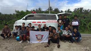 IKRAR Ciparahu : Sehelai Do'a Untuk Korban Tsunami Banten