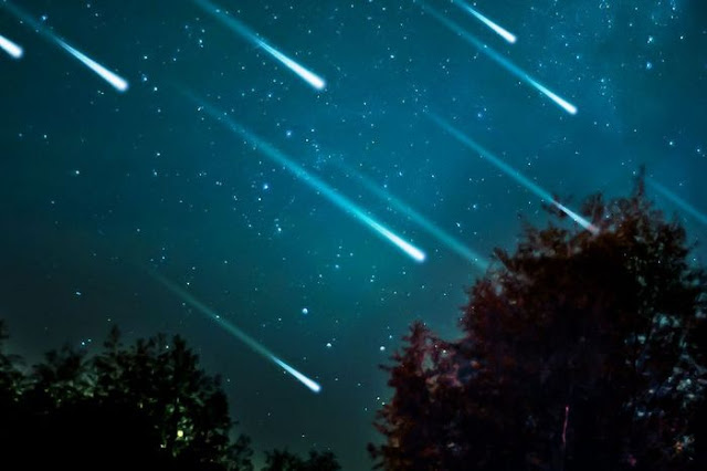 gambar bintang jatuh