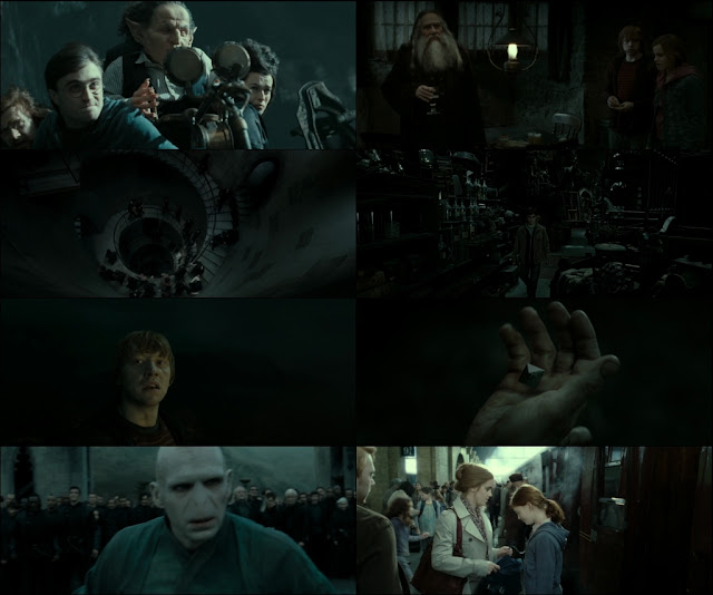Harry Potter and the Deathly Hallows Part 2 2011 Dual Audio 1080p BluRay