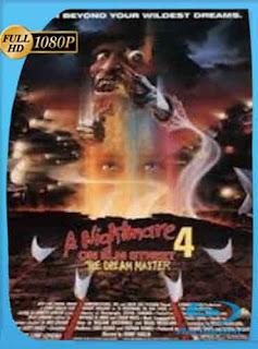 Pesadilla en Elm Street 4 1988 HD [1080p] Latino [Mega] dizonHD