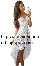 Her_Fashion_White_Hollow_Lace_Nude_Illusion_Hi-low_Elegant_Party_hisandherfashion.com_dresses_prom_streetstyle_style_girl_womenfashion_Night_NightClub_Formal_Summer Lace-Nightgowns-V-neck-Sleepdress-White-Ankle-high-Nightwear-Women-Spaghetti-Strap-Nightdress-White-Strapless-Sequined-Maxi-Dress-Floor-Length-Stretch-Empire-Sleeveless-Mermaid-Dress