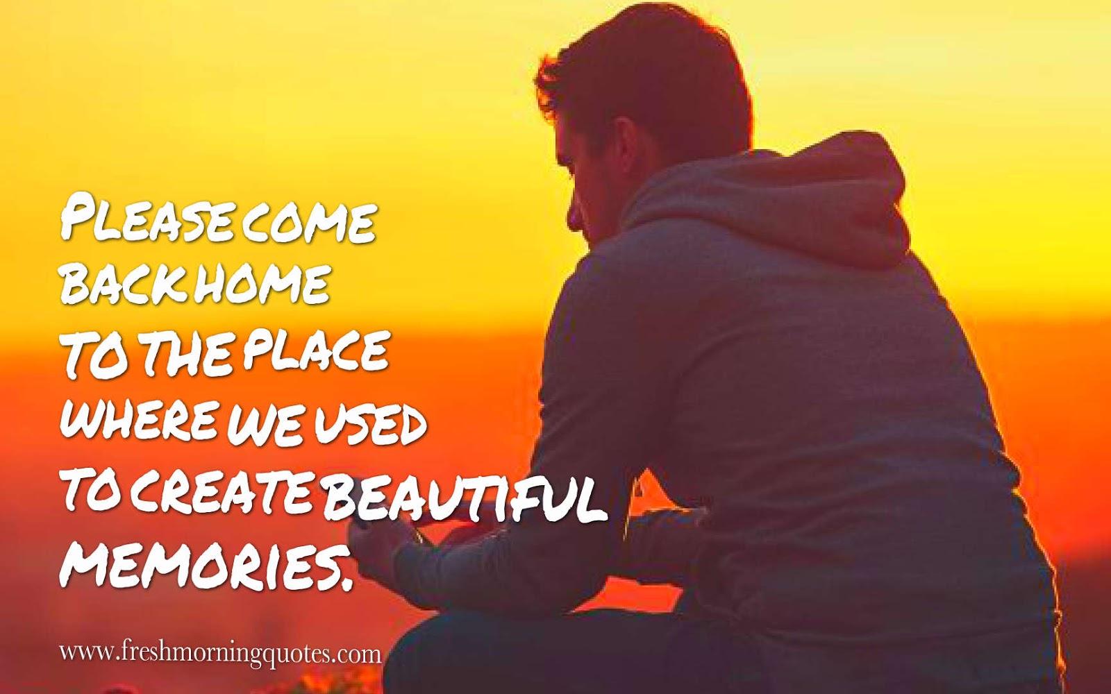 create beautiful memories