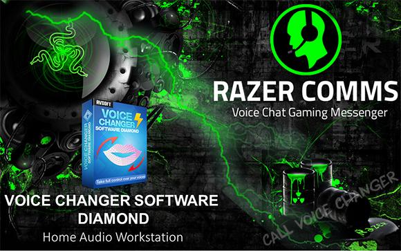 Razer Comms voice changer