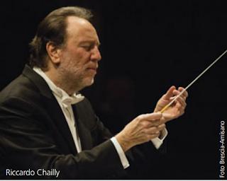 Maestro Riccardo Chailly - prima della Scala 2017/2018