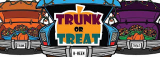 Reverse Trunk or Treat - Oct 24, 2020