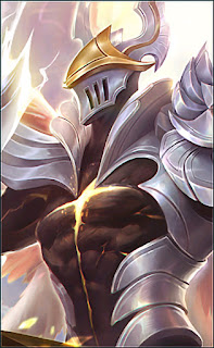 Argus Light of Dawn Heroes Fighter of Skins V3