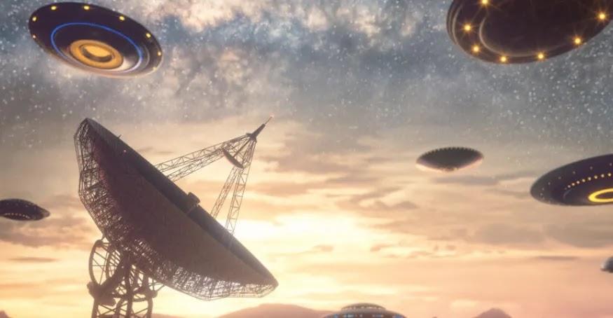 Καθηγητής Χάρβαρντ: «Μας επισκέφθηκαν εξωγήινοι και έρχονται κι άλλοι…»