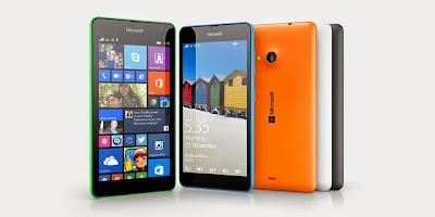 """Microsoft Lumia 535, Smartphone """"Pertama'' Microsoft dengan Harga Terjangkau"""