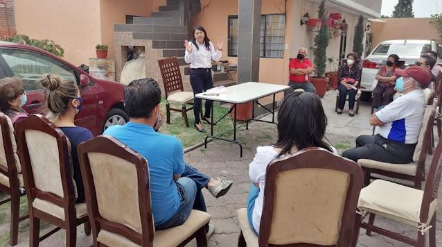 Le voy a dar voz a mi región y a su gente, soy una candidata diferente: Tamara López