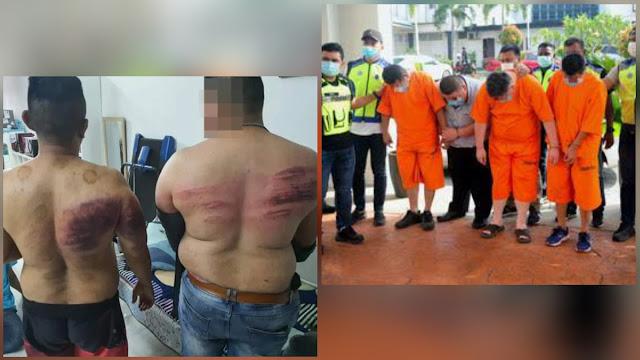 Nahas Dua Pekerja Muslim Disiksa Majikan Karena Berpuasa