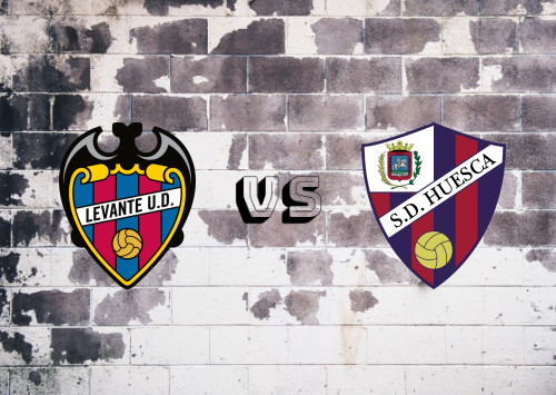 Levante vs Huesca  Resumen
