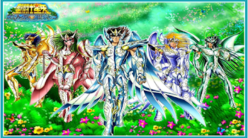 Saint Seiya The Hades Chapter 13/13 Manga Sevidor: Mega