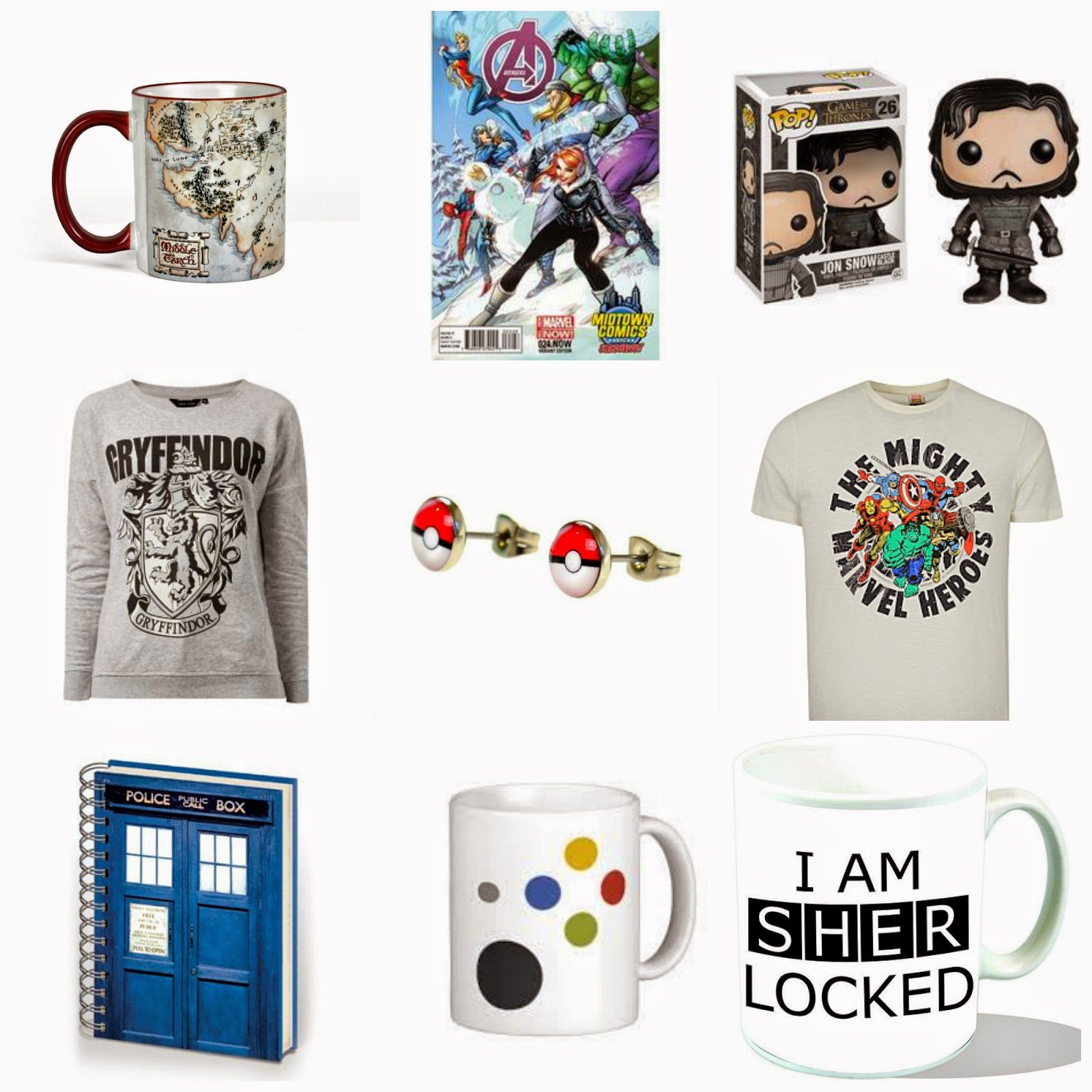 Christmas Gift Guide: For The Geeks - what lauren did today