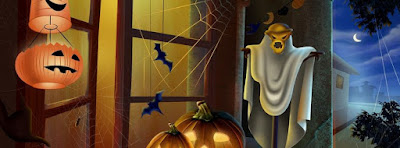 Belle image de Couverture facebook pour Halloween