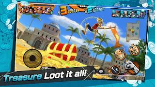 One Piece Bounty Rush Mod Apk Unlimited Diamond