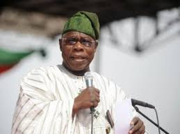 Jubilations in Ogun PDP as Obasanjo storms Adebutu rally in Ogun