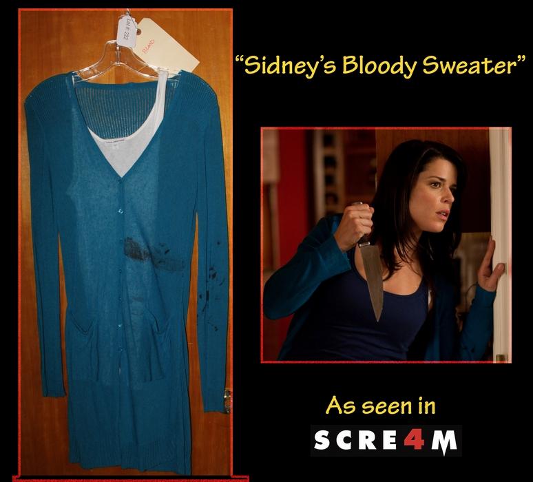 sidneyloverboy s screamorabilia