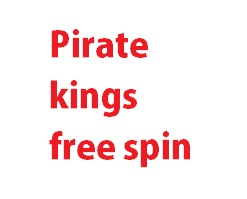 Pirate Kings Free Spin