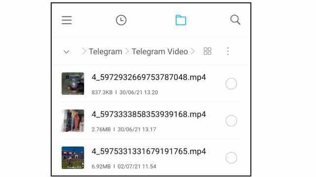 Cara Menyimpan Video & Gambar di Telegram ke Galeri