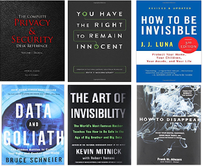 Chesbro On Security Six Books You Should Read