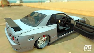 Download do mod Nissan Skyline R32 Rocket Bunny Pandem - GTA San Andreas para o jogo GTA San Andreas PC