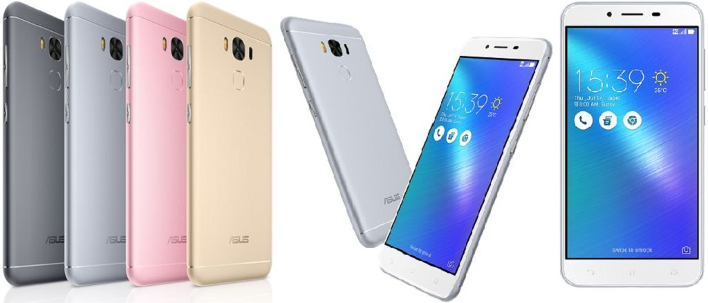 Asus ZenFone 3 Max (ZC553KL) (2016) with Specifications