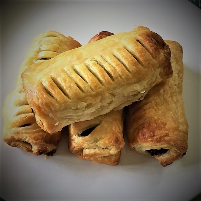 how to make a vegan sausage roll