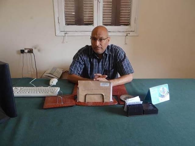 مدير البحوث الإقليمية بالفيوم يهنئ الشعب المصري بعيد الأضحى