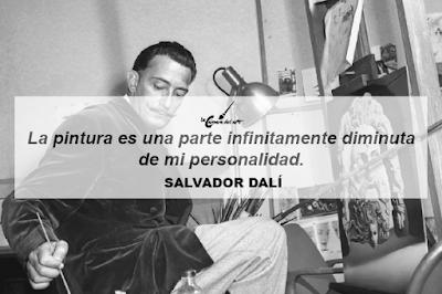 Las Mejores Frases De Salvador Dalí La Cámara Del Arte