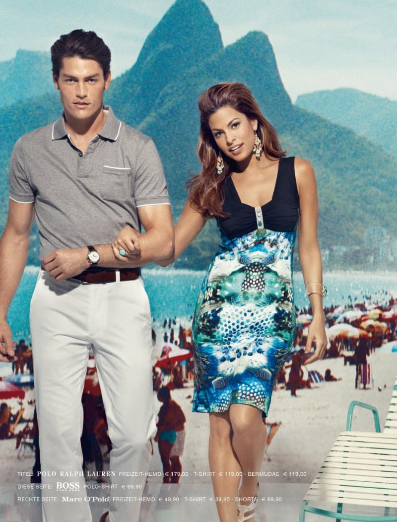 the best attitude 046ed 81f62 davebrussel: Peek & Cloppenburg Ad Campaign Summer 2011