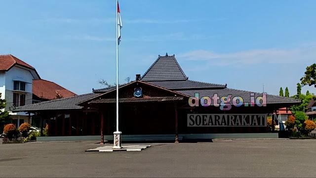 Wisata Sejarah Tegal Pendopo Ki Gede Sebayu Balaikota Alun alun Tegal