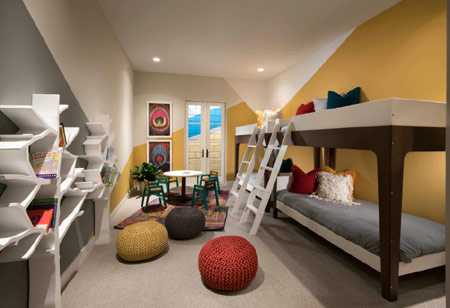 Design Kids Room For A Boy: Options For Different Ages