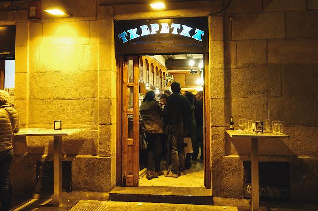 バー・チャペチャ(Bar Txepetxa)