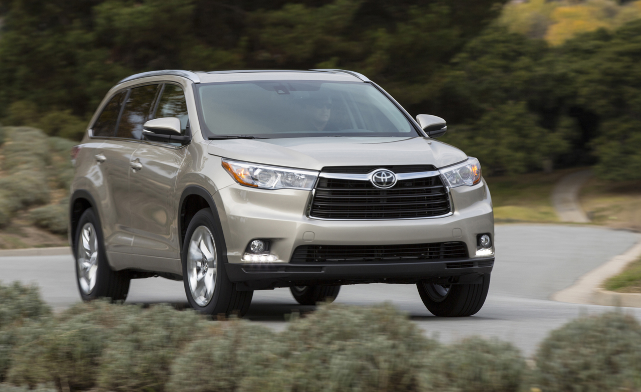 2014 toyota highlander toyota highlander cars toyota review