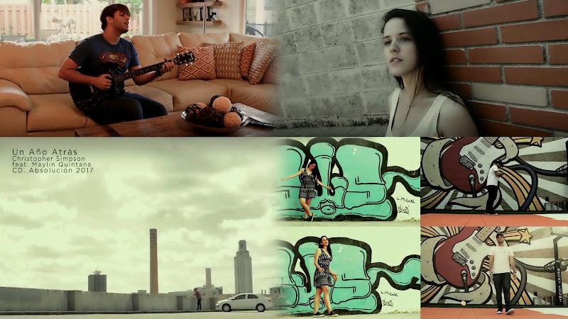 Christopher Simpson & Maylin Quintana - ¨Un año atrás¨ - Videoclip - Director: Christopher Simpson. Portal Del Vídeo Clip Cubano