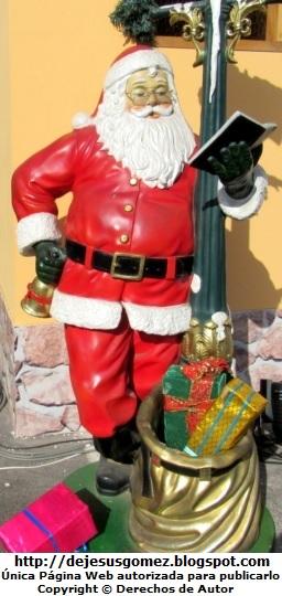 Foto de Papa Noel o Santa Claus por Jesus Gómez