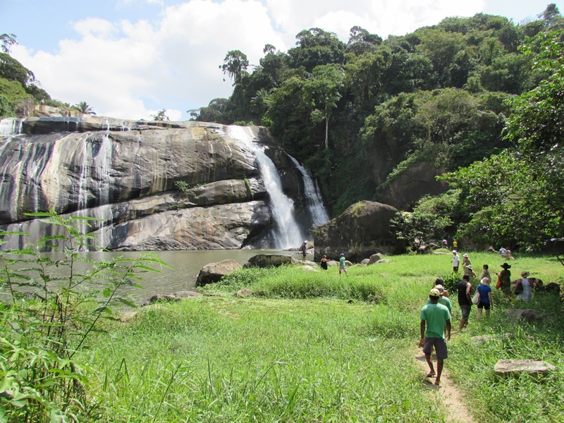 Cachoeira do Urubu, Primavera PE