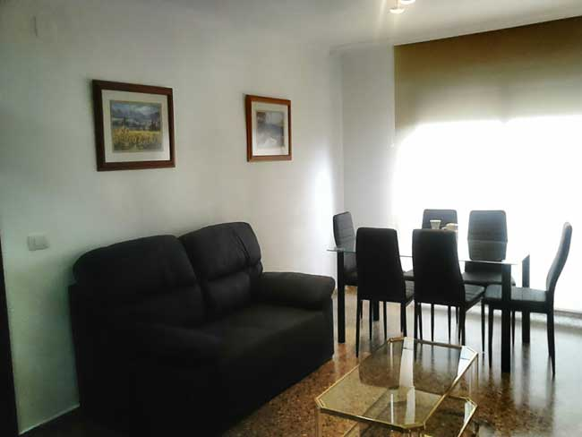piso en alquiler zona hospital provincial castellon salon
