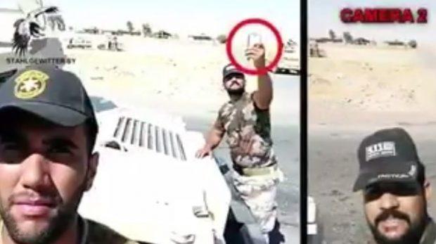 """Teriakan """"Ya Ali, Ya Husein"""" dari Milisi Syiah Terdengar dalam Perang Mosul"""