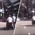 (Video) 'Dia himpit dan tiba-tiba tendang motosikal mangsa'