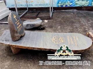 Kijingan Batu Kali, Makam Kuburan dari Batu Kali, Kuburan Minimalis