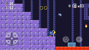 Project: Sonic SMS Remake Android
