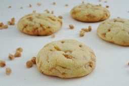 Toffee Sugar Cookies