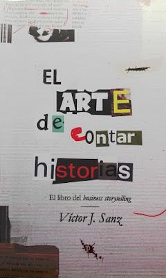 business storytelling-reseña-Víctor J. Sanz-Marian Ruiz